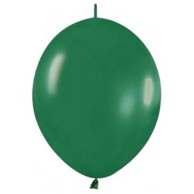 FASHION SOLID FOREST ΠΡΑΣΙΝΑ ΜΠΑΛΟΝΙΑ ΓΙΑ ΓΙΡΛΑΝΤΑ 12΄΄ (30cm)  – ΚΩΔ.:13512032L-BB