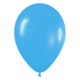 ΓΑΛΑΖΙΑ ΜΠΑΛΟΝΙΑ 12΄΄ (32cm)  LATEX – ΚΩΔ.:13512040-BB
