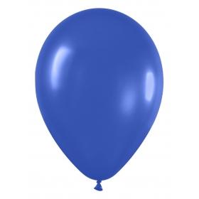 ROYAL ΜΠΛΕ ΜΠΑΛΟΝΙΑ 16΄΄ (40cm)  LATEX – ΚΩΔ.:13515041-BB