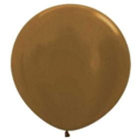 ΣΟΚΟΛΑΤΙ ΜΠΑΛΟΝΙ 36'' (90cm) LATEX – ΚΩΔ.:13530076-BB
