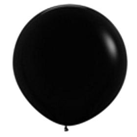 ΜΑΥΡΟ ΜΠΑΛΟΝΙ 36'' (90cm) LATEX – ΚΩΔ.:13530080-BB