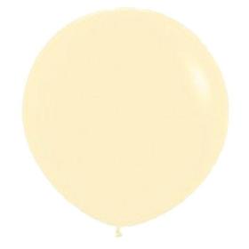 ΙΒΟΥΑΡ ΠΑΣΤΕΛ ΜΠΑΛΟΝΙ 36'' (90cm) LATEX – ΚΩΔ.:13530173-BB