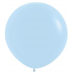 ΜΑΤ ΓΑΛΑΖΙΟ ΜΠΑΛΟΝΙ 36'' (90cm) LATEX – ΚΩΔ.:13530640-BB
