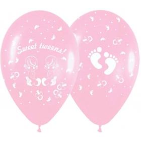 ΡΟΖ ΜΠΑΛΟΝΙΑ «Sweet Tweens» 12'' (30cm) – ΚΩΔ.:13512364-BB