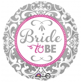 "ΜΠΑΛΟΝΙ FOIL ΓΙΑ BATCHELOR PARTY ""Bride To Be"" 18'' – ΚΩΔ.:532123-BB"