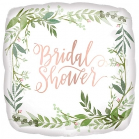 "ΜΠΑΛΟΝΙ FOIL ΓΙΑ BATCHELOR PARTY ""Bridal Shower"" 18'' – ΚΩΔ.:538518-BB"