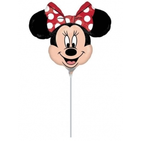 ΜΠΑΛΟΝΙ FOIL MINI SHAPE 14''(36cm) Minnie Mouse – ΚΩΔ.:22956-BB