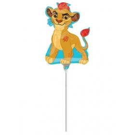 ΜΠΑΛΟΝΙ FOIL 23cm MINI SHAPE LION GUARD DISNEY – ΚΩΔ.:534646-BB