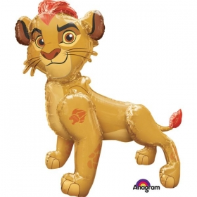 ΜΠΑΛΟΝΙ FOIL AIRWALKERS Lion Guard 73 cm – ΚΩΔ.:534650-BB