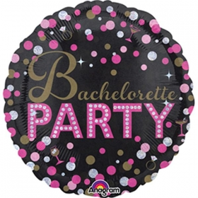 ΜΠΑΛΟΝΙ FOIL 43cm BACHELORETTE SASSY PARTY - ΚΩΔ.:532118-BB