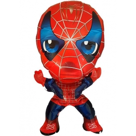 ΜΠΑΛΟΝΙ FOIL 58cm SUPER SHAPE SPIDERMAN - ΚΩΔ.:206152-BB