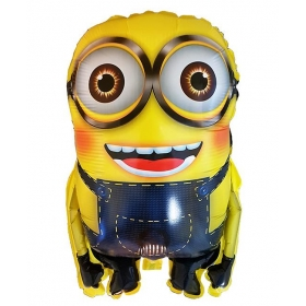 ΜΠΑΛΟΝΙ FOIL 50cm SUPER SHAPE MINION – ΚΩΔ.:2062220-BB