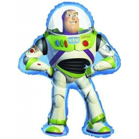 ΜΠΑΛΟΝΙ FOIL 95x67cm SUPER SHAPE TOY STORY BUZZ LIGHTYEAR -ΚΩΔ.:22928-BB