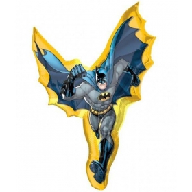 ΜΠΑΛΟΝΙ FOIL 99cm SUPER SHAPE BATMAN ACTION -ΚΩΔ.:517753-BB