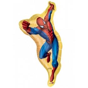 ΜΠΑΛΟΝΙ FOIL 97x48cm SUPER SHAPE SPIDERMAN ΚΙΤΡΙΝΟ - ΚΩΔ.:518179-BB