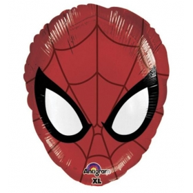ΜΠΑΛΟΝΙ FOIL 43x30cm JUNIOR SHAPE SPIDERMAN - ΚΩΔ.:526330-BB
