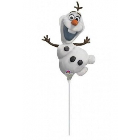 ΜΠΑΛΟΝΙ FOIL 23cm MINI SHAPE FROZEN OLAF  – ΚΩΔ:530957-BB