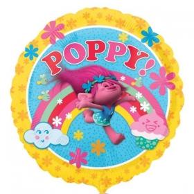 ΜΠΑΛΟΝΙ FOIL 45cm TROLLS POPPY  -ΚΩΔ.:533950-BB