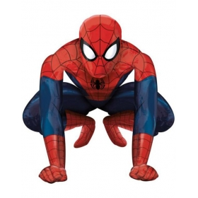 ΜΠΑΛΟΝΙ FOIL 91cm SPIDERMAN AIRWKALKER - ΚΩΔ.:536324-BB