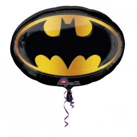 ΜΠΑΛΟΝΙ FOIL 68x48cm SUPER SHAPE BATMAN ΣΗΜΑ -ΚΩΔ.:529657-BB