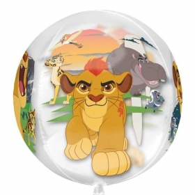 ΜΠΑΛΟΝΙ FOIL 38cm LION GUARD ORBZ -ΚΩΔ.:534649-BB
