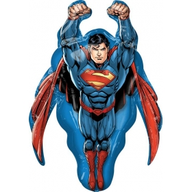 ΜΠΑΛΟΝΙ FOIL 58x86cm SUPER SHAPE SUPERMAN -ΚΩΔ.:535537-BB
