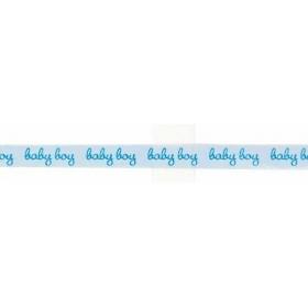 ΚΟΡΔΕΛΑ «Baby Boy» ΓΙΑ ΜΠΑΛΟΝΙΑ - ΚΩΔ.:548tr505-BB