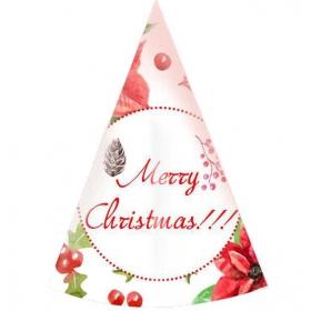 ΚΑΠΕΛΑΚΙ ΠΑΡΤΥ MERRY CHRISTMAS - ΚΩΔ:P259111-14-BB