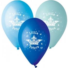 ROYAL ΜΠΛΕ ΜΠΑΛΟΝΙΑ «Little Prince» 12'' (30cm) – ΚΩΔ.:13512329-BB