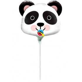 ΜΠΑΛΟΝΙ FOIL 35cm MINI SHAPE PANDA – ΚΩΔ.:89454-BB