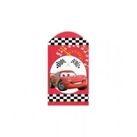 ΞΥΛΙΝΟ ΔΙΑΚΟΣΜΗΤΙΚΟ ΚΑΔΡΑΚΙ CARS MCQUEEN ΓΙΑ ΠΑΣΧΑΛΙΝΗ ΛΑΜΠΑΔΑ - ΚΩΔ:D16001-32-BB