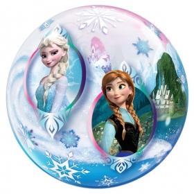 """ΜΠΑΛΟΝΙ FOIL 22""""(56cm) FROZEN DISNEY Bubble ΜΟΝΟ – ΚΩΔ.:32688-BB"""