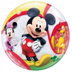"ΜΠΑΛΟΝΙ FOIL 22""(56cm) MICKEY MOUSE AND FRIENDS Bubble ΜΟΝΟ – ΚΩΔ.:41067-BB"