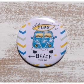 ΤΥΠΩΜΕΝΗ ΔΙΑΚΟΣΜΗΤΙΚΗ ΚΟΝΚΑΡΔΑ ΚΑΡΦΙΤΣΑ SURF - ΚΩΔ:KN002-SURF-IA