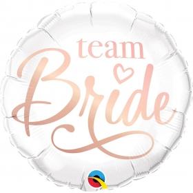 ΜΠΑΛΟΝΙ FOIL SUPER SHAPE 45cm «Team Bride» – ΚΩΔ.:88165-BB