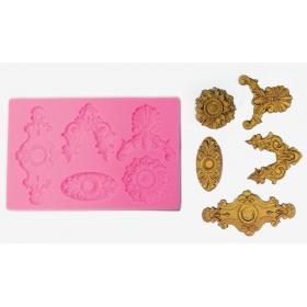 ΚΑΛΟΥΠΙ ΣΙΛΙΚΟΝΗΣ 19.8cm x 12.3cm F8454 - ΚΩΔ:515149