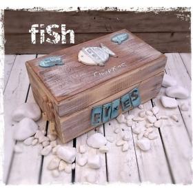 ΚΟΥΤΙ ΕΥΧΩΝ ΨΑΡΑΚΙ ΚΩΔ: FISH-BM
