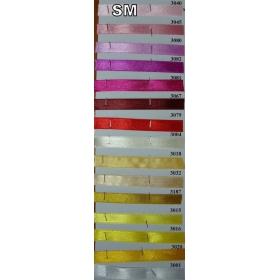 ΚΟΡΔΕΛΕΣ ΣΑΤΕΝ ΔΙΠΛΗΣ ΟΨΗΣ 10mm 50 ΜΕΤΡΑ - ΚΩΔ: 231-500