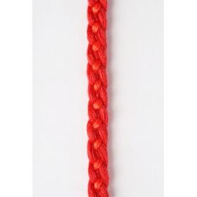 ΚΟΡΔΟΝΙ ΤΥΠΟΥ ΜΑΚΡΑΜΕ ΚΟΚΚΙΝΟ 4mm -  ΚΩΔ:4723-5103K-NT