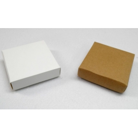 ΚΟΥΤΙ ΧΑΡΤΙΝΟ 8,5x8,5x2,5cm - ΚΩΔ: 506110