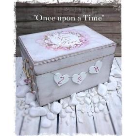 ΒΑΠΤΙΣΤΙΚΟ ΜΠΑΟΥΛΟ ONCE UPON A TIME - ΚΩΔ.: ONCE-UPON-A-TIME-BM