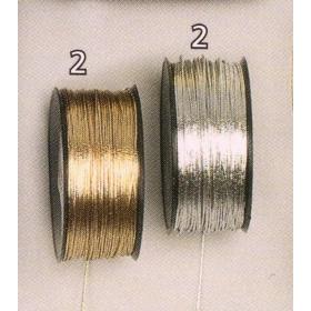 ΣΥΡΜΑ ΜΕΤΑΛΛΙΚΟ 1mm - 100 ΜΕΤΡΑ - ΚΩΔ: SYR000100-B2-23