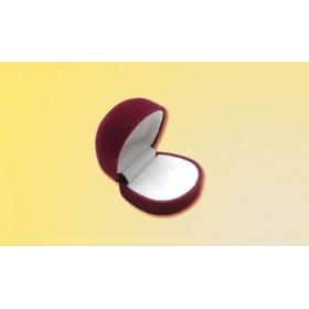 ΒΕΛΟΥΔΙΝΟ ΚΟΥΤΙ ΔΑΚΤΥΛΙΔΙΟΥ  4.8 x 5.5 x 3.7 cm ΜΠΟΡΝΤΩ - ΚΩΔ: 206006