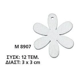 ΞΥΛΙΝΟ ΛΟΥΛΟΥΔΙ 3Χ3 ΕΚΑΤ. - ΚΩΔ:M8907-AD