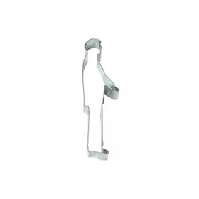ΜΕΤΑΛΛΙΚΟ ΚΟΥΠΑΤ ΓΑΜΠΡΟΣ 9,5ΕΚΑΤ. ΑΝΟΞΕΙΔΩΤΟ - ΚΩΔ:KOU0624-SW
