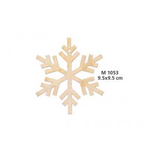 ΓΟΥΡΙ ΞΥΛΙΝΗ ΧΙΟΝΟΝΙΦΑΔΑ ΜΕΓΑΛΗ - ΚΩΔ:M1053-AD