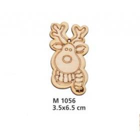 ΓΟΥΡΙ ΞΥΛΙΝΟΣ ΤΑΡΑΝΔΟΣ ΜΙΚΡΟΣ - ΚΩΔ:M1056-AD