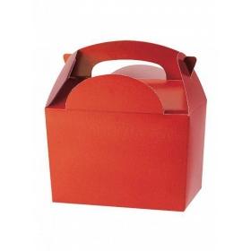 ΚΟΥΤΙ PARTY BOX ΣΕ KOKKINO ΧΡΩΜΑ - ΚΩΔ:1-GS-111-JP