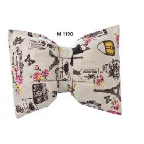 ΥΦΑΣΜΑΤΙΝΟΣ ΦΙΟΓΚΟΣ ΜΑΞΙΛΑΡΙ PARIS 28 Χ 22 ΕΚΑΤ - ΚΩΔ:M1190-AD