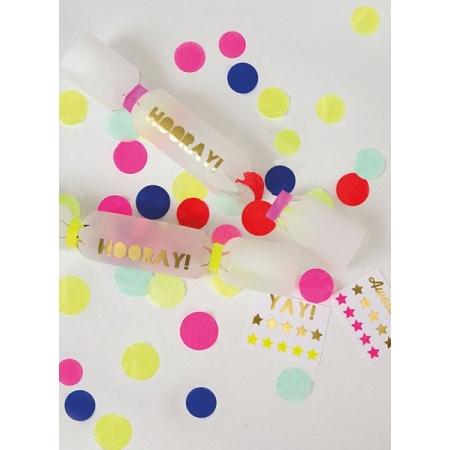 Toot Sweet Confetti Crackers - ΚΩΔ:134362-JP